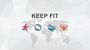 运动社交平台Keep